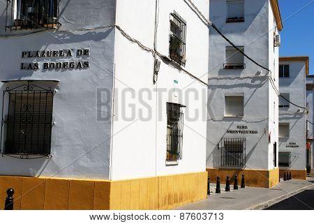 Town apartments, El Puerto de Santa Maria.