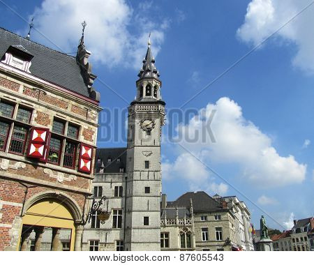 Market Place, Aalst
