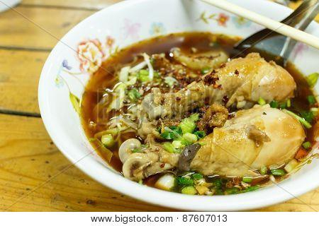 Thai Chicken Noodle