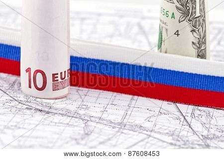 Select The Currency For The Russian Economy