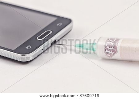 payment provider. Depositing a mobile phone to pay for online games