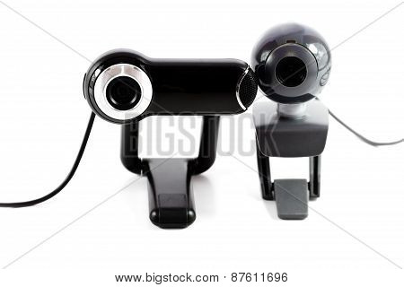 Different Webcam with Black Cable