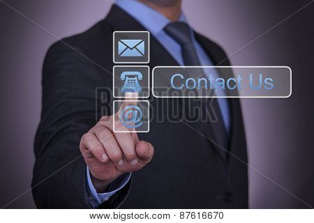Contact Us Touch