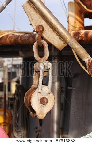 Deck Pulley