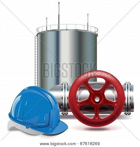 Vector Oil Industry