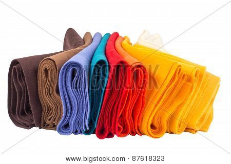 Cashmere scarf wool