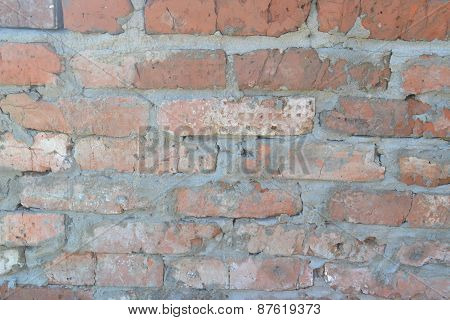 Stone Texture With Stains And Strips