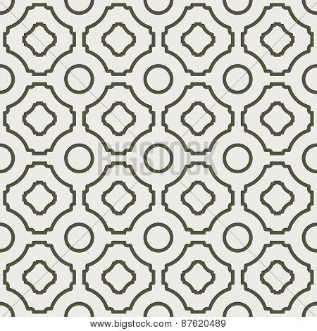 Seamless background  decorative dark pattern.