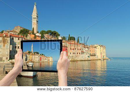 Travel To Rovinj (croatia)