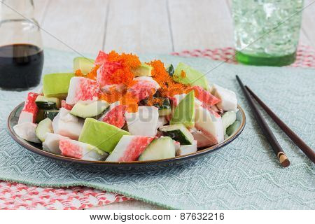 California Roll Poke