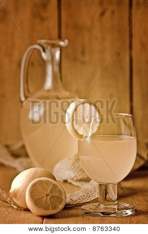 Rustic Lemonade
