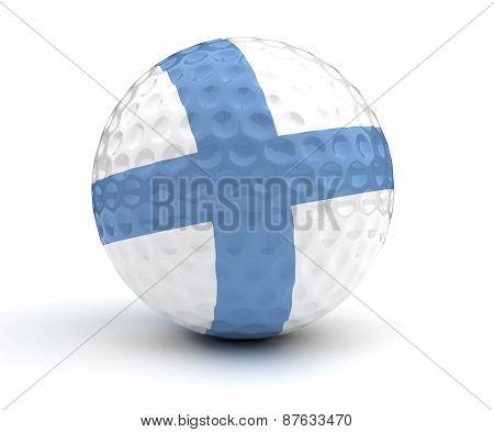 Finnish Golf Ball