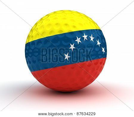 Venezuelan Golf Ball
