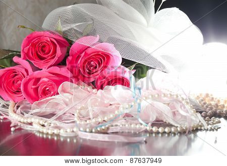 Rose And Garter