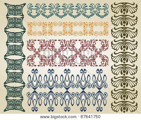 Art Nouveau Collection