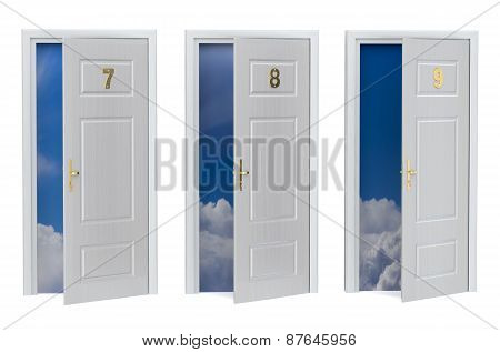 Doors To Heaven