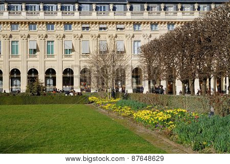 The Palais Royal