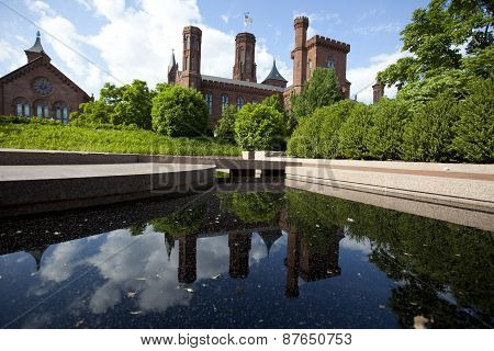 Smithsonian Castle Museum