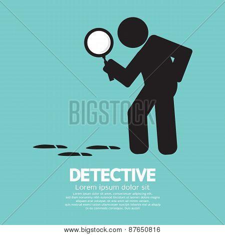 Detective Symbol.