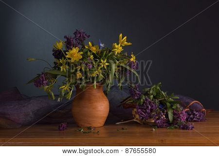 Bouquet Of Wildflowers