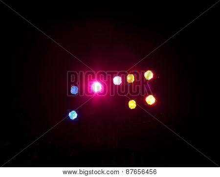 Theatre Spot Lights