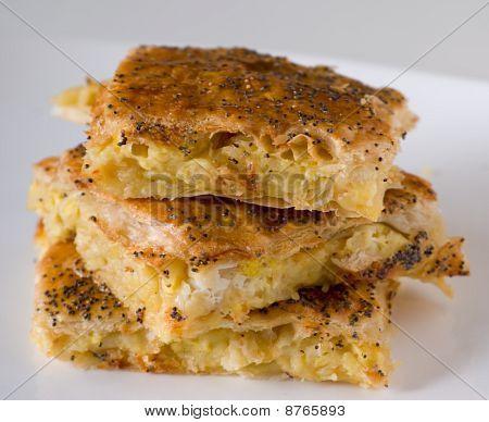 Three Potato Pies