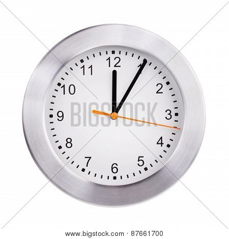 Five Minutes Past Twelve