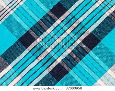 Tartan Plaid Cotton Fabric
