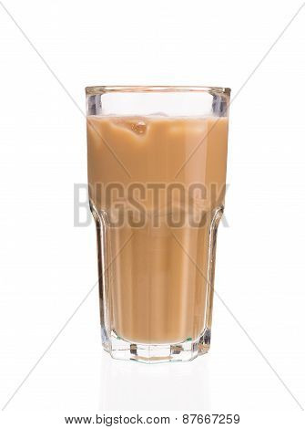 Iced Coffee with Milk.