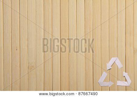 natural bamboo texture, wooden backgroud