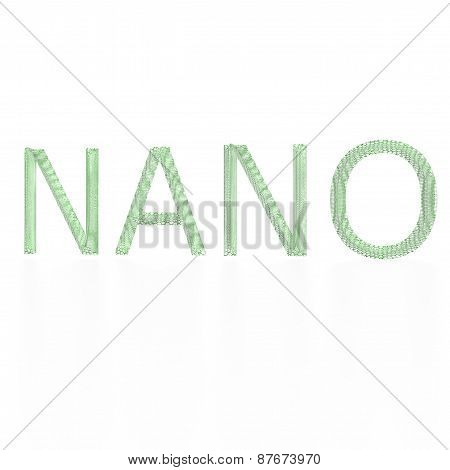 Three-dimensional Inscription Nano