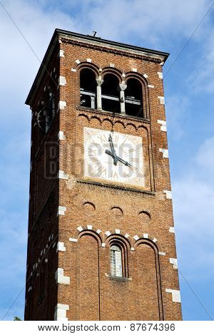 Legnano Old Abstract In  Italy   The