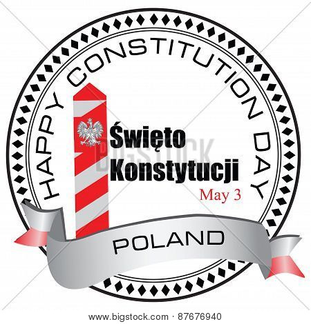 Constitution Day - May 3 In Poland