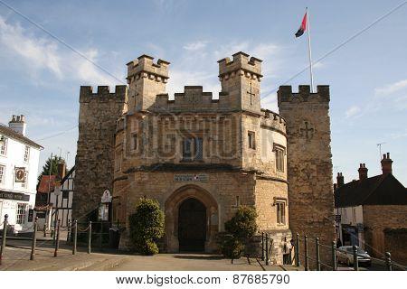 Buckingham Old Gaol.