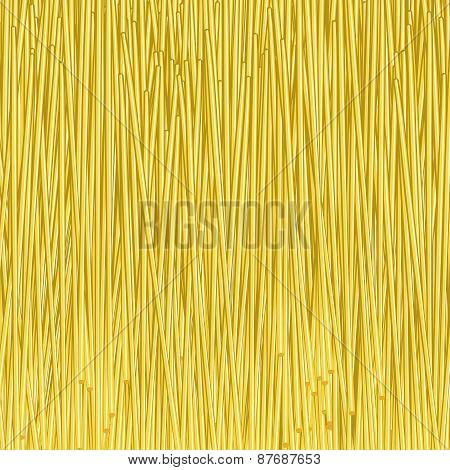 Spaghetti texture