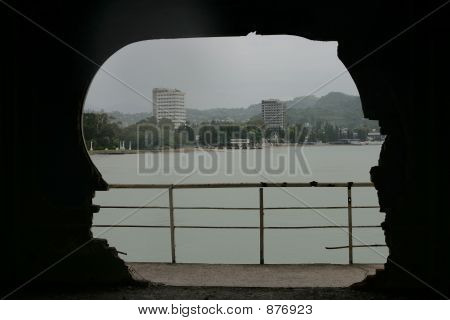 View On Sukhum