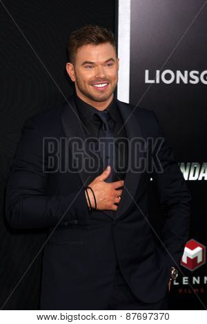 LOS ANGELES - AUG 11:  Kellan Lutz at the