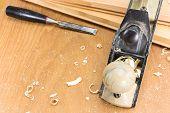 pic of chisel  - Carpenter - JPG