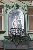 stock photo of guadalupe  - Lviv Ukraine  - JPG