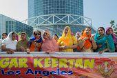 stock photo of sikh  - Los Angeles CA  - JPG