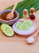 pic of ingredient  - Natural Spa Ingredients  - JPG