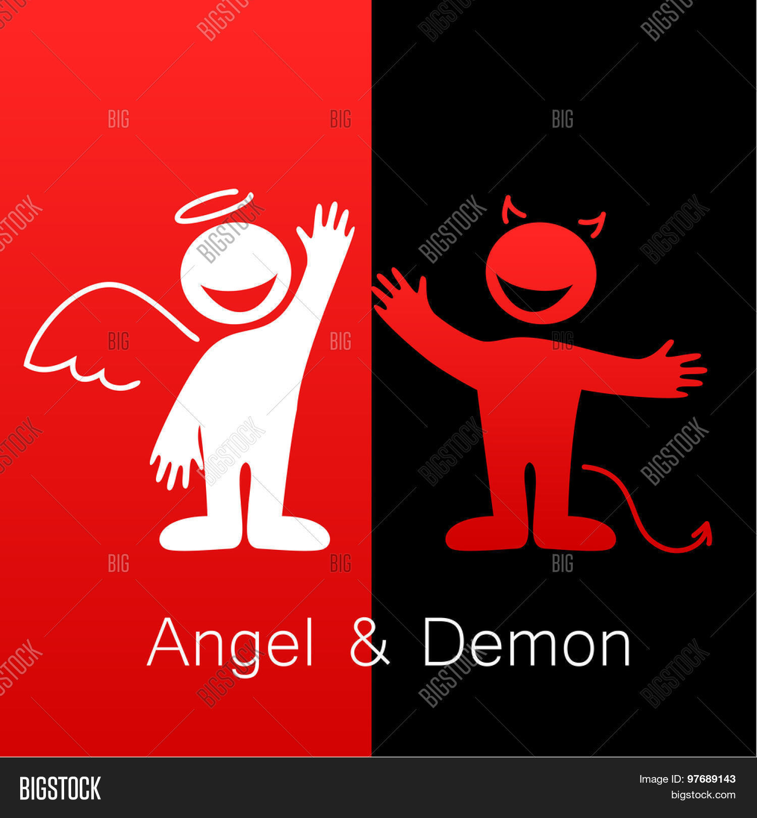 Good And Evil Symbols | www.imgkid.com - The Image Kid Has It!