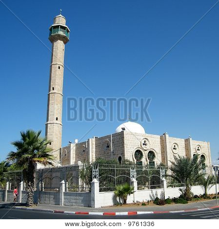 Tel Aviv Hasan-bey Mosque Minaret 2010