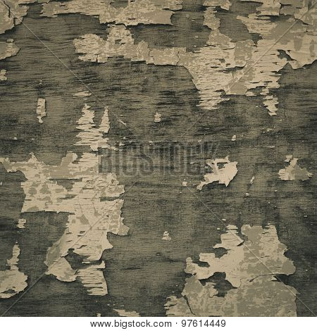 Wooden Backdrop, Square Shaped