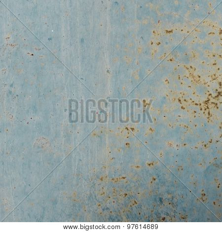 Blue Colored Square Shaped Backdrop