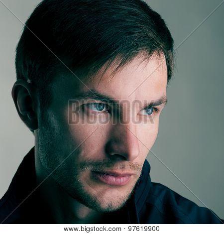 Man Looking