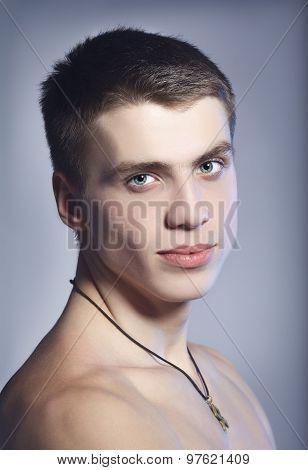 Handsome Guy Portrait