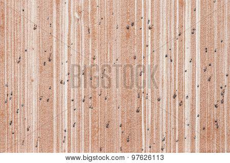 Grungy Dark Concrete Texture Wall