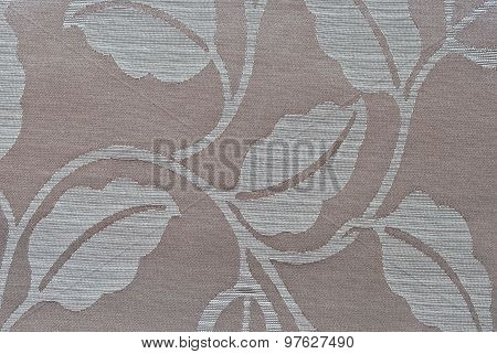 Closeup texture of fabric weave