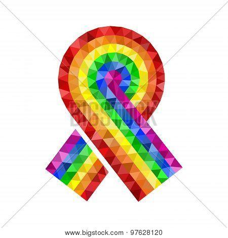 Gay Pride Cockade